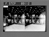 view [Paintings? on a gallery wall. Active no. 1297 : stereo photonegative], 1896 digital asset number 1
