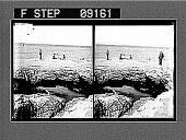 view [Seacoast scene in Ireland.] 1352 photonegative 1905 digital asset number 1