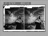 view Our Savior's Agony, in the Garden of Gethsemane. Copyright 1903 by American Stereoscopic Co. [Active no. 1431 : stereo photonegative.] digital asset number 1