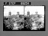 view The Cathedral Panama, the largest and finest structure on the Isthmus, Panama. [Active no. 1483, stereo photonegative,] 1905 digital asset number 1