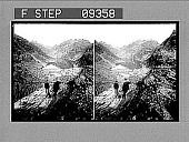 view Merok on the beautiful Geiranger Fjord. 1616 photonegative 1905 digital asset number 1