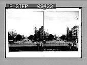 """view 1213. """"Penn. Ave."""" Washn-DC. 1744 photonegative digital asset: 1213. """"Penn. Ave."""" Washn-DC. 1744 photonegative 1905."""