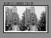 view [Cathedral, Germany. Active no. 696 : stereo interpositive,] 1896 digital asset number 1