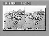view Edinburgh's Popular Seaside Resort, Portobello, Scotland. Copyright 1906 by Strohmeyer & Wyman. 569 Photonegative 1906 digital asset number 1
