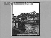 view The old Fortress of Fredrikshald. 612 Photonegative 1896 digital asset number 1