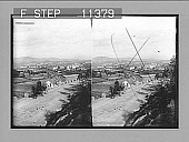 view Christiania, from the Ekeberg. 700 Photonegative 1908 digital asset number 1
