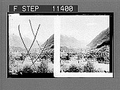 view Charming Odde and the southern end of Sorfjord, in the chasm between cloud-capped mountains. 737 Photonegative digital asset: Charming Odde and the southern end of Sorfjord, in the chasm between cloud-capped mountains. 737 Photonegative 1905