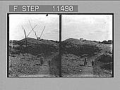 view Tumuli of Pagan Kings, named after Scandinavian gods, and Church, Gamla, Upsala. 843 Photonegative digital asset: Tumuli of Pagan Kings, named after Scandinavian gods, and Church, Gamla, Upsala. 843 Photonegative 1905.