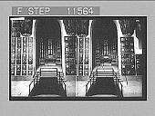 view Splendid chapel guarding the royal dust of Charles XIV, Riddarholms Church, Stockholm. 915 Photonegative digital asset: Splendid chapel guarding the royal dust of Charles XIV, Riddarholms Church, Stockholm. 915 Photonegative 1905.