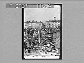 view Market boats, Helsingfors, Finland. 1048 Photonegative 1910 digital asset number 1