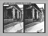 view ?The Peristyle of the Hermitage? 1060 photonegative digital asset: ?The Peristyle of the Hermitage? 1060 photonegative 1910.