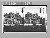 view The new Rathhaus, Munich. 1256 Photonegative 1898 digital asset number 1