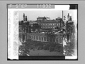 view The Zwinger, Dresden, with stately galleries and charming courtyard. 1273 Photonegative 1905 digital asset number 1