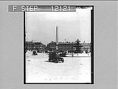 view The Obelisk and Fountains, Place de la Concorde, Paris. 1556 Photonegative 1911 digital asset number 1