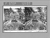 view Fountain de Medici, Garden of Luxembourg, Paris. 1582 Photonegative 1901 digital asset number 1