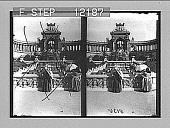view Chateat d'Eau, Palais de Long Champs, Marseilles [Active no. 1599 : stereo photonegative,] 1905 digital asset number 1