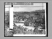 view The River Aare at Berne and distant Alps 1752 photonegative digital asset number 1