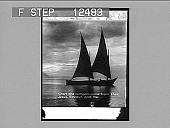 view Sunset, Lake Geneva. [Chart and compass come from Thee; Jesus, Savior, pilot me.] in image. 1811 Photonegative digital asset: Sunset, Lake Geneva. [Chart and compass come from Thee; Jesus, Savior, pilot me.] in image. 1811 Photonegative 1906.