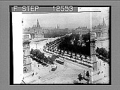 view The Franzens-Ring, Vienna, architecturally the finest street in Europe. 1883 Photonegative digital asset number 1
