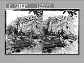 view [Waterfalls, U.S. : stereo photonegative, 1906 digital asset number 1