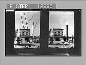 view The Vatican Palace, residence of the Pope, Rome. 1977 : stereoscopic photonegative digital asset: The Vatican Palace, residence of the Pope, Rome. 1977 : stereoscopic photonegative, 1905.