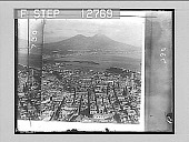 view Birdseye view of Naples and Vesuvius. Active no. 2011 : photonegative digital asset: Birdseye view of Naples and Vesuvius. Active no. 2011 : photonegative, 1907.