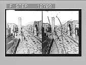 view The old wheel tracks--street of Stabia, Pompeii. 2022 Photonegative digital asset: The old wheel tracks--street of Stabia, Pompeii. 2022 Photonegative 1905.