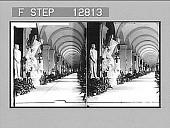view Corridor, Campo Santo, Genoa. 2035 Photonegative digital asset: Corridor, Campo Santo, Genoa. 2035 Photonegative 1896
