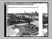 """view Florence--""""Flower of all cities; city of all flowers,"""" from San Miniato. 2041 Photonegative digital asset: Florence--""""Flower of all cities; city of all flowers,"""" from San Miniato. 2041 Photonegative 1905."""