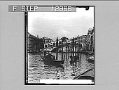 view The Rialto, Grand Canal, Venice. 2063 Photonegative 1905 digital asset number 1