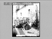view Milking goats in the streets of Naples. 2116 Photonegative digital asset: Milking goats in the streets of Naples. 2116 Photonegative 1907