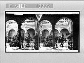 view Luxurious Andalusia--typical Patio or court of a home in Seville. [Active no. 2230 : stereo photonegative,] digital asset: Luxurious Andalusia--typical Patio or court of a home in Seville. [Active no. 2230 : stereo photonegative,] 1902.