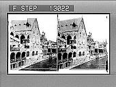 """view """"Old Paris"""" Exposition 2242 Photonegative digital asset: """"Old Paris"""" Exposition 2242 Photonegative 1900."""