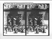 view Quaint entrance to the City Hall, Saragossa. 2261 Photonegative 1905 digital asset number 1