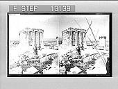 view Temple of Nike, Acropolis, Athens. 2378 photonegative digital asset: Temple of Nike, Acropolis, Athens. 2378 photonegative 1905.