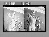 view Hermes of Praxiteles--without doubt the most perfect of ancient statues, Olympia. 2424 Photonegative digital asset: Hermes of Praxiteles--without doubt the most perfect of ancient statues, Olympia. 2424 Photonegative 1905.