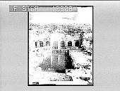 view The famous Fountain of Pirene, near the Agora of Corinth. 2445 : photonegative digital asset: The famous Fountain of Pirene, near the Agora of Corinth. 2445 : photonegative, 1905.