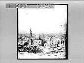 view Cairo, home of the Arabian Nights, greatest city of Africa, N.W. from Saladin's Citidel to Nile. [Active no. 2519 : non-stereo photonegative.] digital asset: Cairo, home of the Arabian Nights, greatest city of Africa, N.W. from Saladin's Citidel to Nile. [Active no. 2519 : non-stereo photonegative.]
