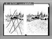 "view A ""Ship of the desert"" passing tombs of bygone Moslem rulers outside east wall of Cairo. 2522 Photonegative digital asset: A ""Ship of the desert"" passing tombs of bygone Moslem rulers outside east wall of Cairo. 2522 Photonegative 1906."