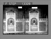 view Most beautiful tomb in the world--exquisitely carved and inlaid marbles at Taj Mahal, Agra. 3474 Photonegative digital asset: Most beautiful tomb in the world--exquisitely carved and inlaid marbles at Taj Mahal, Agra. 3474 Photonegative