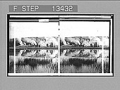 view Sunrise in Yellowstone Park, where Mother Earth's great fires still burn--N.E. over Upper Geyser Basin. 6261 photonegative digital asset: Sunrise in Yellowstone Park, where Mother Earth's great fires still burn--N.E. over Upper Geyser Basin. 6261 photonegative.