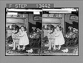 view A faithful companion and friend [Active no. 6846 : black-and-white stereo photonegative,] 1902 digital asset number 1