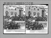 view [Inauguration of President Theodore Roosevelt at U.S. Capitol.] 7550 photonegative digital asset: [Inauguration of President Theodore Roosevelt at U.S. Capitol.] 7550 photonegative.
