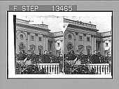 "view ""We wish peace because it is right""--President Roosevelt delivering his Inaugural address, Washington. [Active no. 7551 : stereo photonegative.] digital asset: ""We wish peace because it is right""--President Roosevelt delivering his Inaugural address, Washington. [Active no. 7551 : stereo photonegative.]"