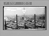 view [Overview of severe earthquake destruction.] 8281 Photonegative digital asset: [Overview of severe earthquake destruction.] 8281 Photonegative 1906.
