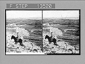 view Greek Theatre of 5th century B.C. with modern Syracuse and harbor at southeast. [Active no. 8585 : stereo photonegative,] digital asset: Greek Theatre of 5th century B.C. with modern Syracuse and harbor at southeast. [Active no. 8585 : stereo photonegative,] 1905.