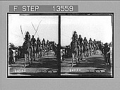 view [Parade in India.] 8616 Photonegative digital asset: [Parade in India.] 8616 Photonegative 1906.
