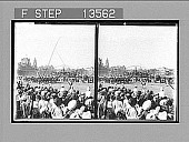 view [Parade in India.] 8619 Photonegative digital asset: [Parade in India.] 8619 Photonegative 1906.