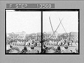 view [Ceremony in India.] 8627 Photonegative digital asset: [Ceremony in India.] 8627 Photonegative 1906