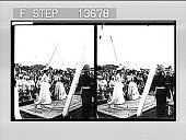 view [Ceremony in India.] 8645 Photonegative digital asset: [Ceremony in India.] 8645 Photonegative 1906